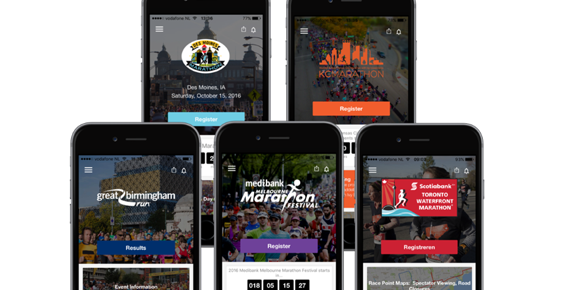 MYLAPS offers LiveTracking for 150,000 runners