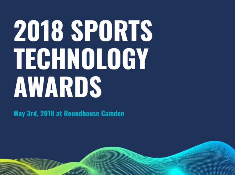 2018 Sports Technology Awards