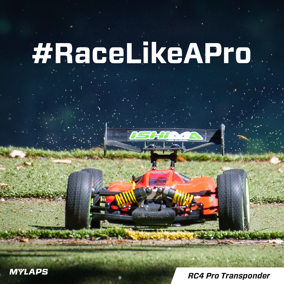 Meet the RC4 Pro Transponder