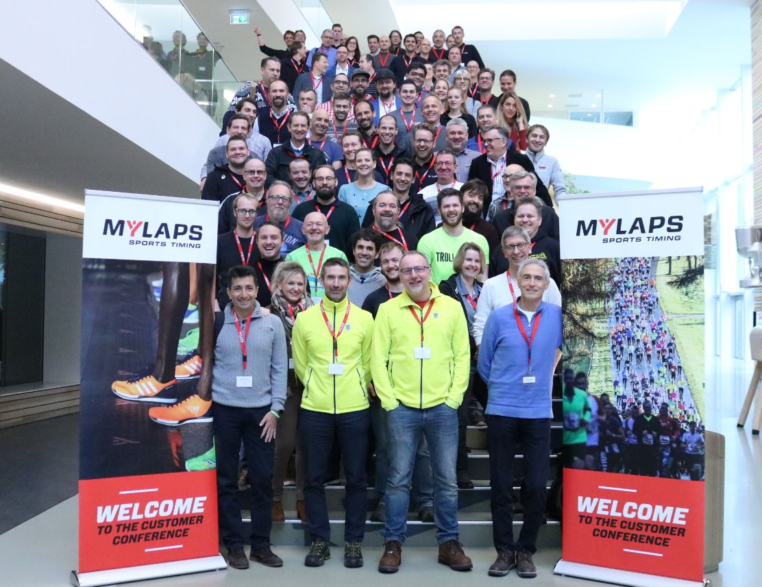 Successful Conference with MYLAPS partners from 25+ countries