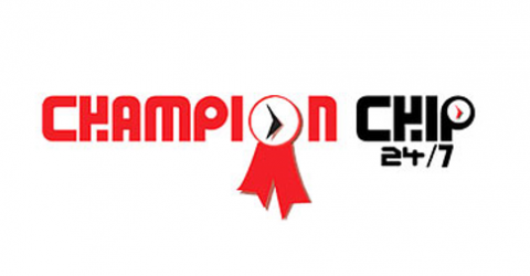 Champion Chip 24/7 and MYLAPS partner up