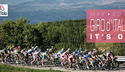 Giro d'Italia relies on ProChip System