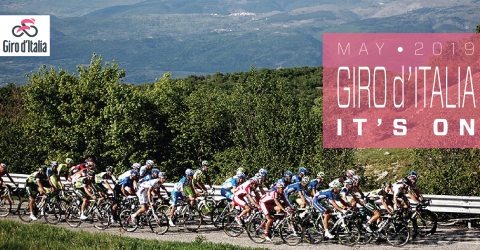 Giro d'Italia relies on ProChip System 1
