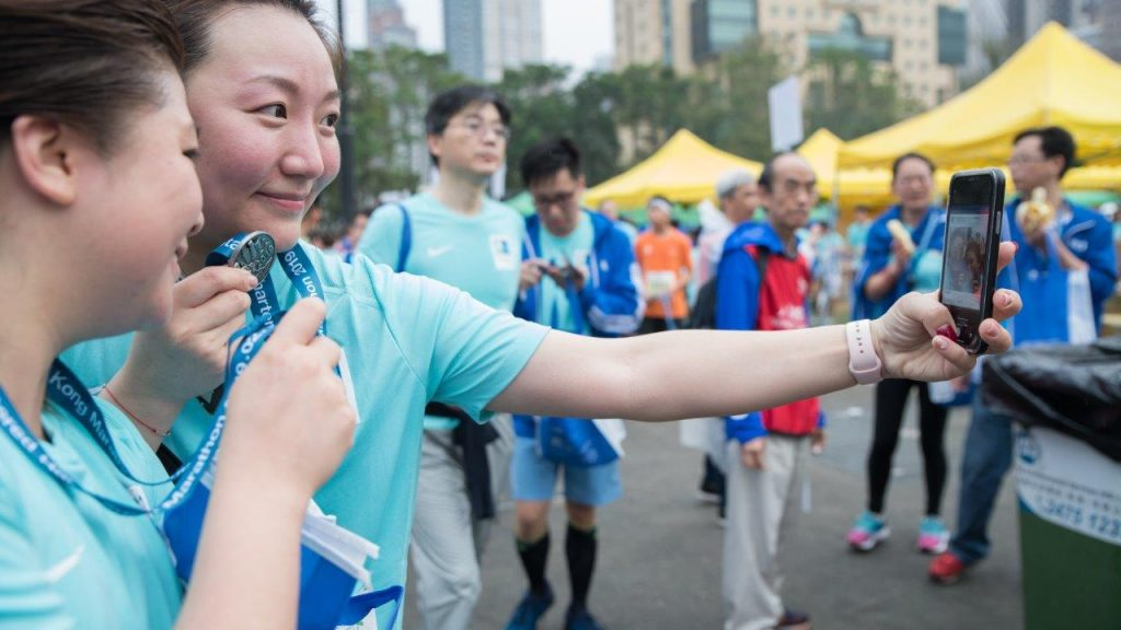 Behind the scenes at Hong Kong Marathon 4