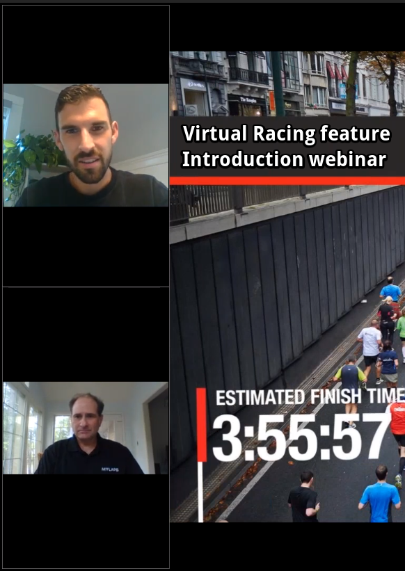 Virtual Racing feature webinar request 1