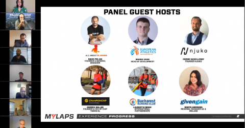 Relive the webinar with this amazing line-up