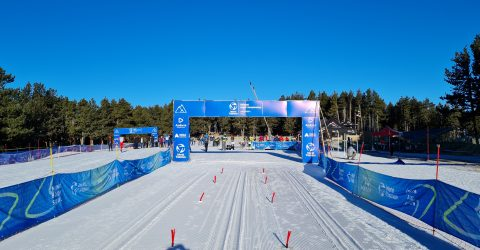 World Triathlon Winter Championship Andorra 8