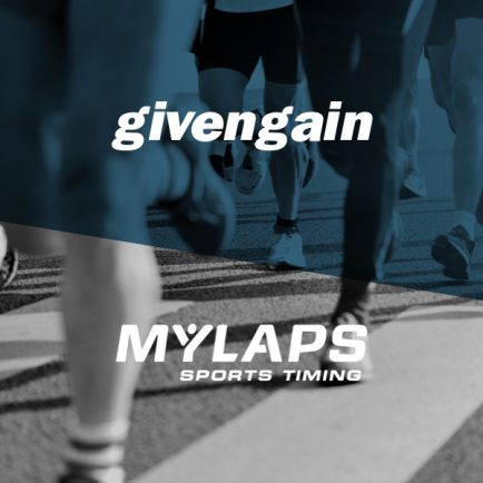 MYLAPS and GivenGain to enhance fundraising