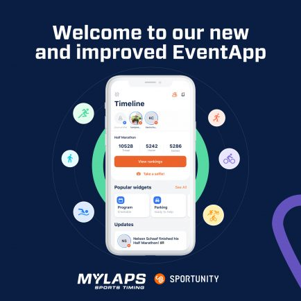 Get to know our improved EventApp