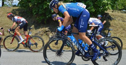 Giro d'Italia Donne Road Cycling Stage Race