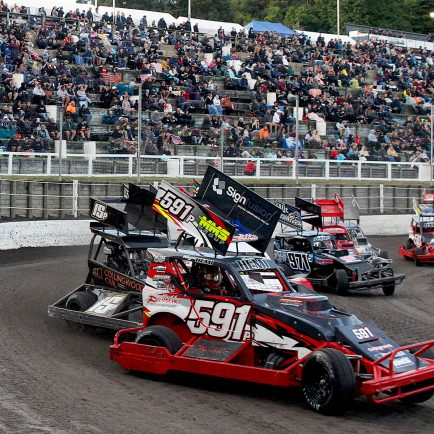Best-in-class race timing for Speedway New Zealand
