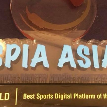 Sport Industry Award for MYLAPS EventApp!