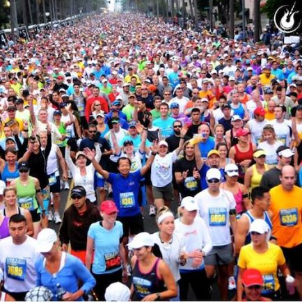 Follow over 70,000 athletes with MYLAPS EventApps!
