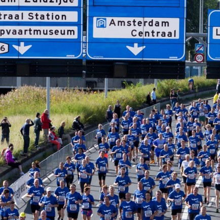 Dam tot Damloop registration: 45.000 tickets quickly sold out