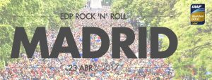 EDP Rock 'n' Roll Madrid Marathon